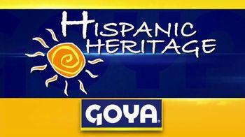 Goya Foods TV Spot, 'Hispanic Heritage Month' - Thumbnail 6