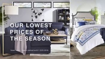 Macy's Columbus Day Sale TV Spot, 'Beds, Sectionals and Mattresses' - Thumbnail 3
