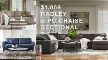 Macy's Columbus Day Sale TV Spot, 'Beds, Sectionals and Mattresses' - Thumbnail 7