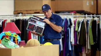 Goodwill TV Spot, 'Goodwill Guy: What He Said'
