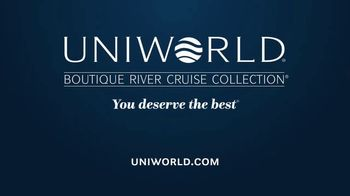 Uniworld Cruises TV Spot, 'What Is Luxury River Cruising?' - Thumbnail 9