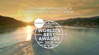 Uniworld Cruises TV Spot, 'What Is Luxury River Cruising?' - Thumbnail 8