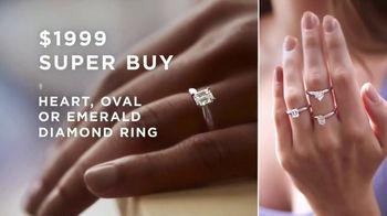 Macy's Diamond Sale TV Spot, 'Savings on Fine Jewelry' - Thumbnail 6