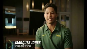 Big 12 Conference TV Spot, 'Champions for Life: Marques Jones'