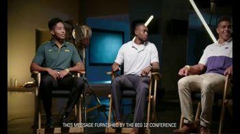Big 12 Conference TV Spot, 'Champions for Life: Marques Jones' - Thumbnail 7