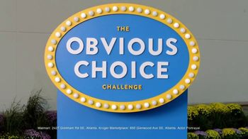 Walmart TV Spot, 'Obvious Choice Challenge: Butter and Chicken' - Thumbnail 1