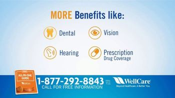 WellCare Health Plans TV Spot, 'Coverage You Can Count On: Guide' - Thumbnail 2
