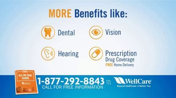 WellCare Health Plans TV Spot, 'Coverage You Can Count On: Guide' - Thumbnail 3