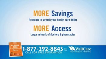 WellCare Health Plans TV Spot, 'Coverage You Can Count On: Guide' - Thumbnail 4
