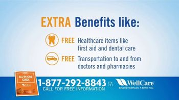 WellCare Health Plans TV Spot, 'Coverage You Can Count On: Guide' - Thumbnail 5