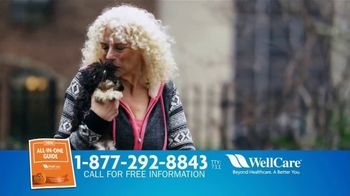 WellCare Medicare Advantage Plan TV Spot, 'Coverage You Can Count On: Guide'