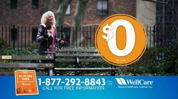 WellCare Health Plans TV Spot, 'Coverage You Can Count On: Guide' - Thumbnail 7
