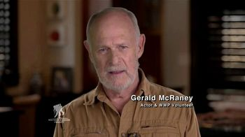Wounded Warrior Project TV Spot, 'Fading From the Headlines' Featuring Gerald McRaney - Thumbnail 1