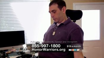 Wounded Warrior Project TV Spot, 'Fading From the Headlines' Featuring Gerald McRaney - Thumbnail 8