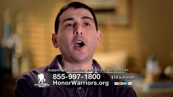 Wounded Warrior Project TV Spot, 'Fading From the Headlines' Featuring Gerald McRaney - Thumbnail 5