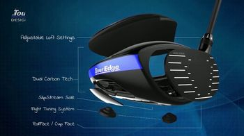 Tour Edge Golf Exotics EXS TV Spot, \'What If: Best Value Driver 2019\'