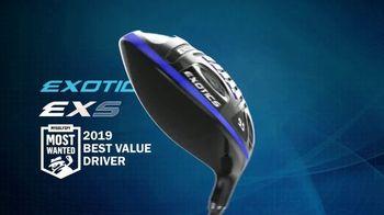 Tour Edge Golf Exotics EXS TV Spot, 'What If: Best Value Driver 2019' - Thumbnail 8