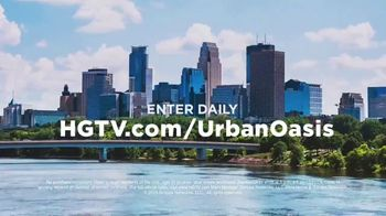 HGTV Urban Oasis Giveaway TV Spot, '$700,000 Prize Package' - Thumbnail 6