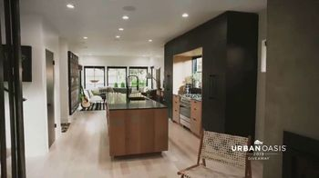 HGTV Urban Oasis Giveaway TV Spot, '$700,000 Prize Package'