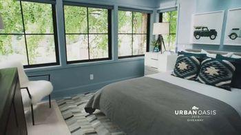 HGTV Urban Oasis Giveaway TV Spot, '$700,000 Prize Package' - Thumbnail 2