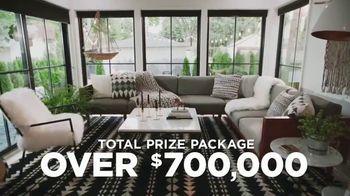 HGTV Urban Oasis Giveaway TV Spot, '$700,000 Prize Package' - Thumbnail 4