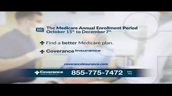 Coverance Insurance Solutions, Inc. TV Spot, 'One Call' Featuring Kelsey Grammer - Thumbnail 6
