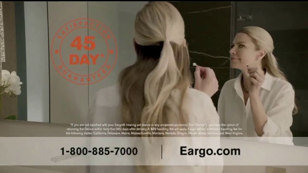 Eargo Neo TV Commercial, 'Happy Columbus Day: $200 Off'