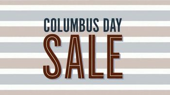 JCPenney Columbus Day Sale TV Spot, '20 Percent Off Coupon, Denim, and Bedding'