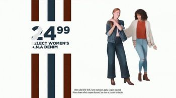 JCPenney Columbus Day Sale TV Spot, '20 Percent Off Coupon, Denim, and Bedding' - Thumbnail 5