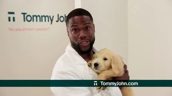 Tommy John TV Spot, 'Lab: 20 Percent Off' Featuring Kevin Hart - 89 commercial airings