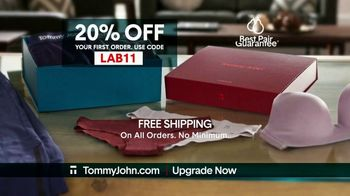 Tommy John TV Spot, 'Lab: 20 Percent Off' Featuring Kevin Hart - Thumbnail 9