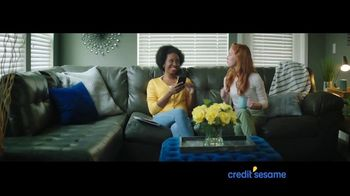 Credit Sesame TV Spot, 'New Roommate' - Thumbnail 8
