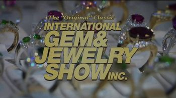 International Gem & Jewelry Show Inc. TV Spot, '2019 October: Dallas Market Hall' - Thumbnail 1