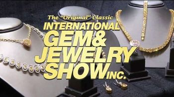 International Gem & Jewelry Show Inc. TV Spot, '2019 October: Dallas Market Hall' - Thumbnail 2