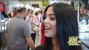 International Gem & Jewelry Show Inc. TV Spot, '2019 October: Dallas Market Hall' - Thumbnail 5