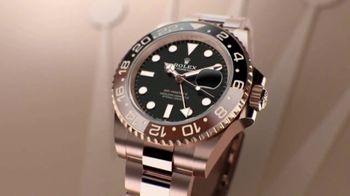 Rolex GMT-Master II TV Spot, 'Perpetual' - Thumbnail 2