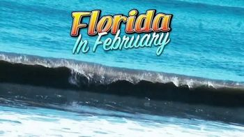DIRTcar Nationals TV Spot, 'Florida in February: Beaches, Palm Trees, Racing' - Thumbnail 1