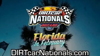 DIRTcar Nationals TV Spot, 'Florida in February: Beaches, Palm Trees, Racing' - Thumbnail 10