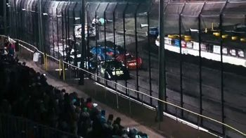 DIRTcar Nationals TV Spot, 'Florida in February: Beaches, Palm Trees, Racing' - Thumbnail 8