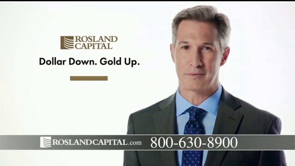 Rosland Capital TV Commercial, 'Buying Power of Dollar Has Declined; Price of Gold Has Gone Up'