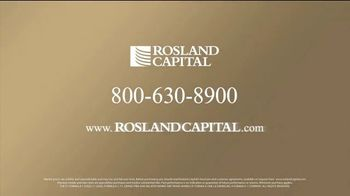 Rosland Capital TV Spot, 'Buying Power of Dollar Has Declined; Price of Gold Has Gone Up' - Thumbnail 9