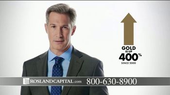 Rosland Capital TV Spot, 'Buying Power of Dollar Has Declined; Price of Gold Has Gone Up' - Thumbnail 3