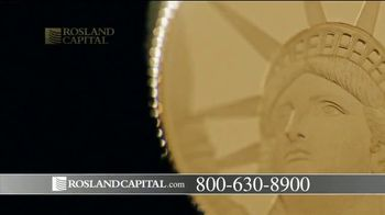 Rosland Capital TV Spot, 'Buying Power of Dollar Has Declined; Price of Gold Has Gone Up' - Thumbnail 7