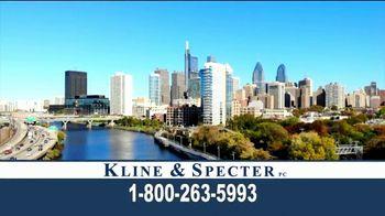 Kline & Specter TV Spot, 'Award-Winning Team' - Thumbnail 1