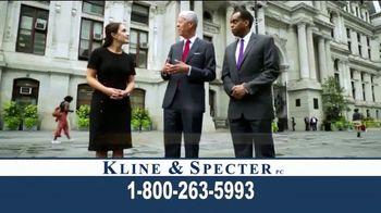 Kline & Specter TV Spot, 'Award-Winning Team' - Thumbnail 2