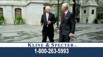 Kline & Specter TV Spot, 'Award-Winning Team' - Thumbnail 3