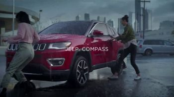 Jeep Adventure Days TV Spot, 'When It Rains: Compass' Song by Of Monsters and Men [T2] - Thumbnail 3