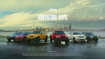 Jeep Adventure Days TV Spot, 'When It Rains: Compass' Song by Of Monsters and Men [T2] - Thumbnail 8