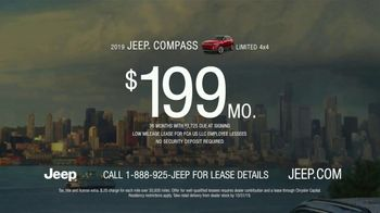 Jeep Adventure Days TV Spot, 'When It Rains: Compass' Song by Of Monsters and Men [T2] - Thumbnail 9