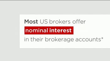 Interactive Brokers TV Spot, 'Move Your Account: 1.4 Percent' - Thumbnail 3